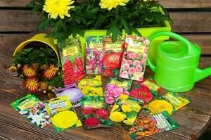 Набор семян Русский сад