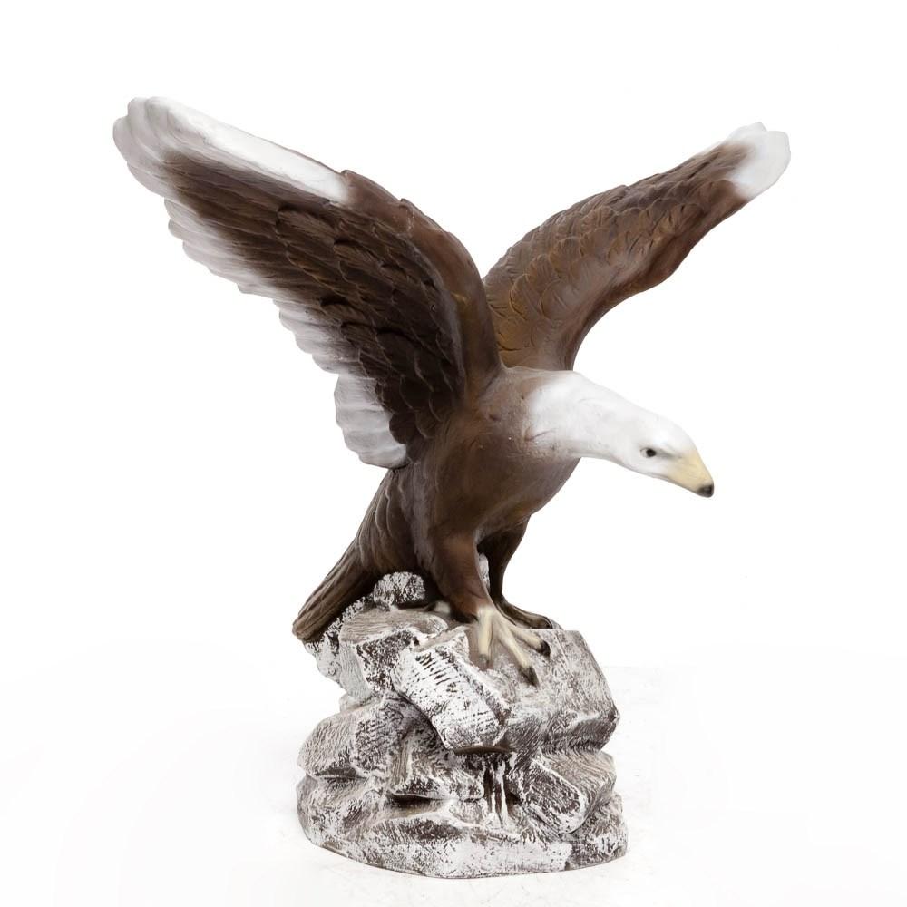 Садовая фигура Орел на скале