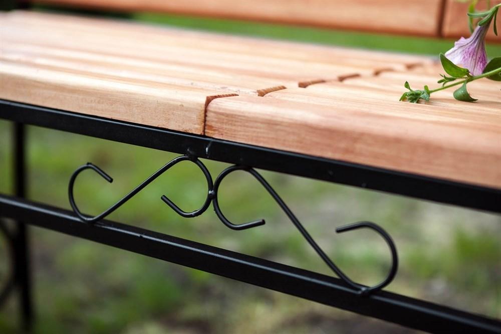 Скамейка для сада - фото 34764