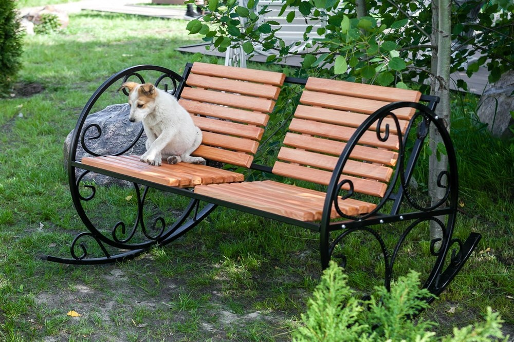 Кресло качалка за 8640 руб.