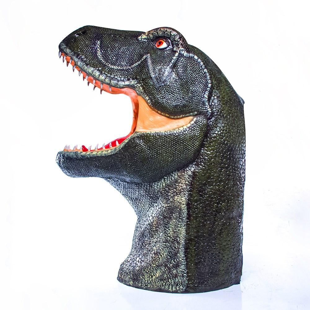 Садово-парковая фигура динозавр