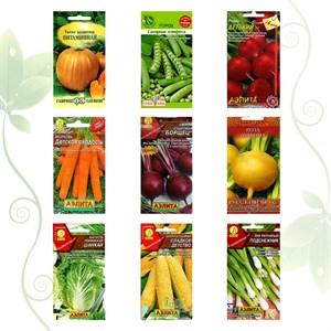Коллекция семян витаминная грядка