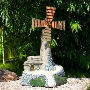 Садовая фигура Мельница