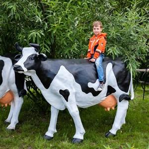 Фигура корова большая