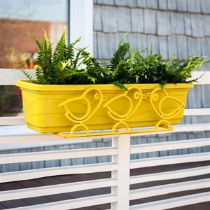 Подставка для цветов балконная
