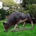 Фигура быка за 31500 руб.