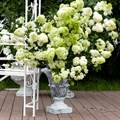 Садовый вазон для цветов