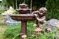 Фонтан садовый Мальчик