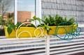 Балконная подставка для цветов 51-501 - фото 55758